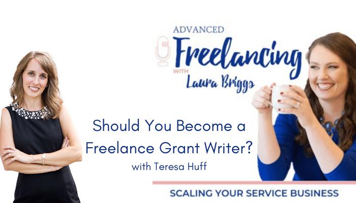 Advanced Freelancing Podcast | Laura Briggs