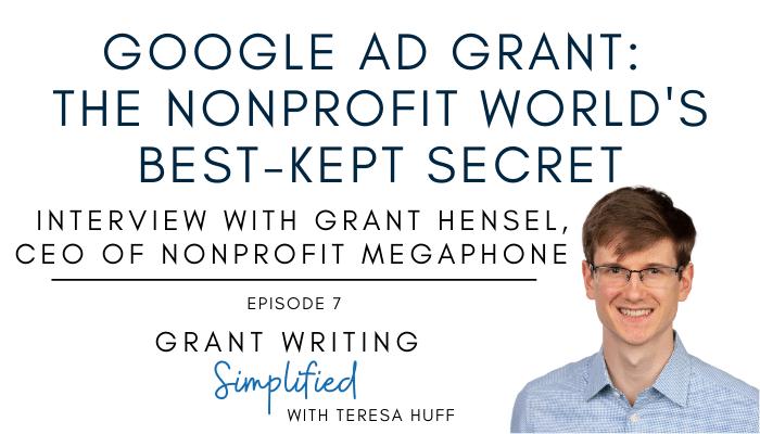 Grant Hensel - Nonprofit Megaphone - Google Ad Grant