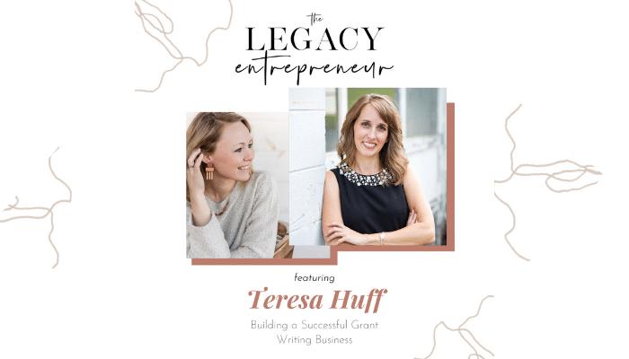 The Legacy Entrepreneur Podcast | Lindsey Johnson