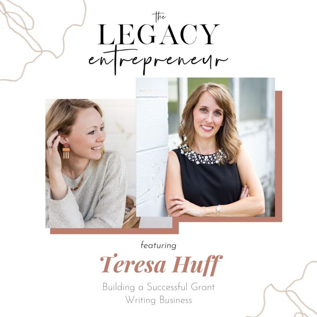 How I Built a Successful Grant Writing Business - Interview with Lindsey Johnson and Teresa Huff - Grant Writing Simplified