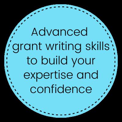 Advanced grant writing skills - Teresa Huff