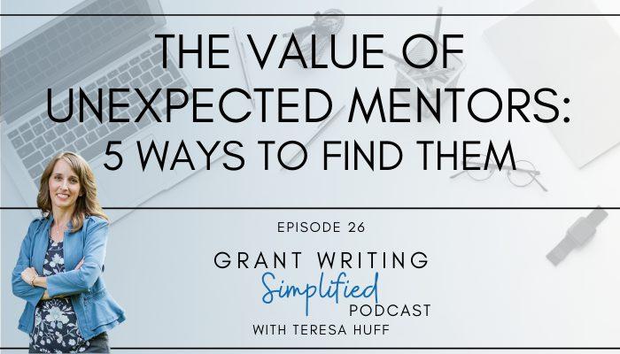 Teresa Huff Nonprofit mentors